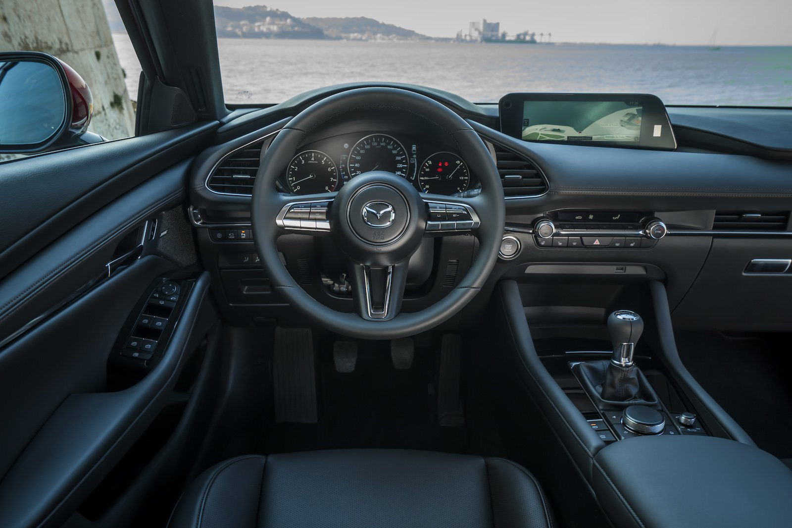 2019 mazda 3 review price specs and release date what - Mazda 3 hatchback interior dimensions ...