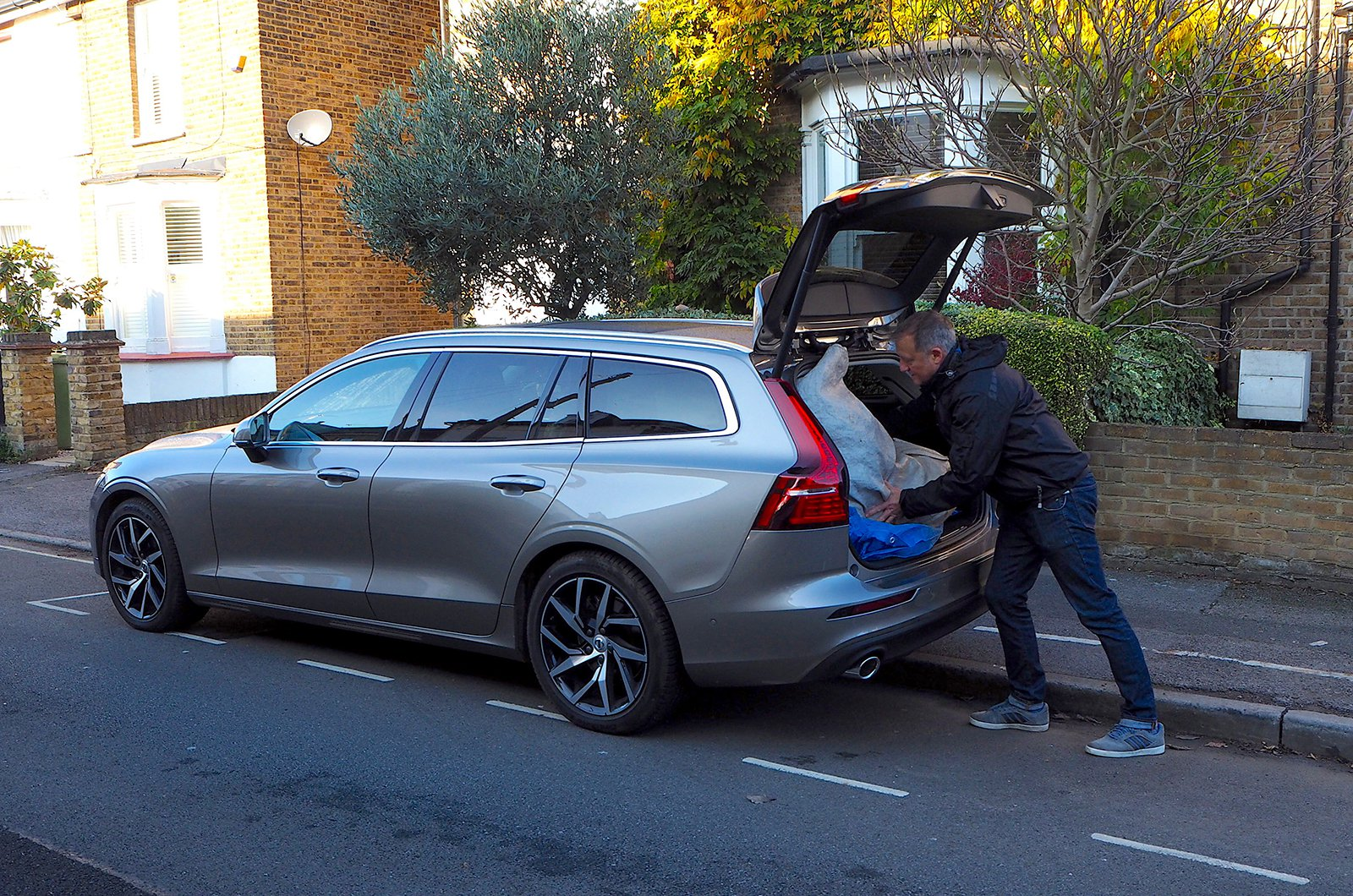 Volvo V60 long-term report