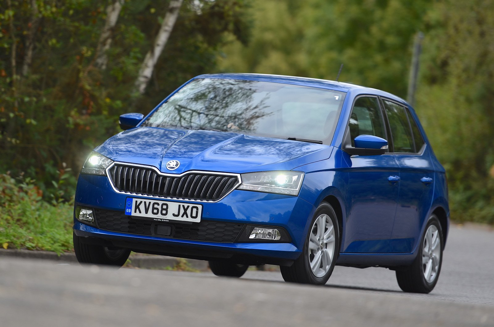 New Skoda Fabia vs used Seat Ibiza