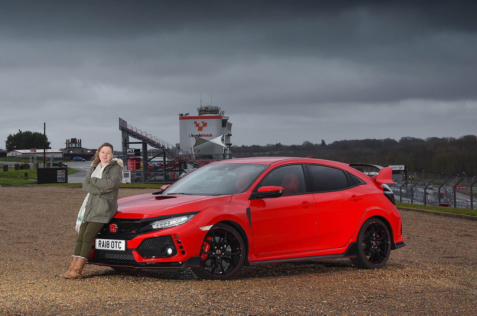 Honda Civic Type R longtermer