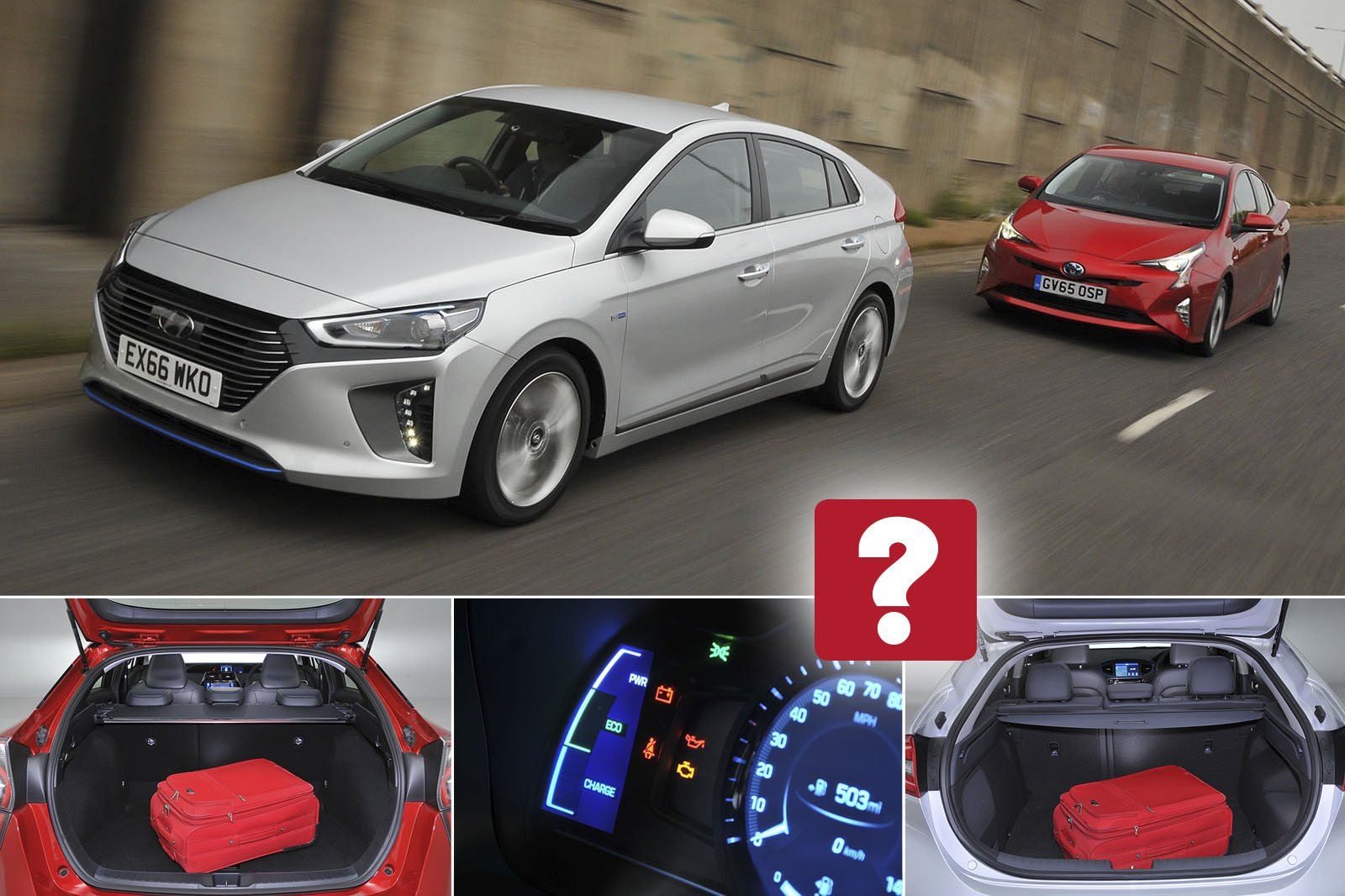 Used Test Hyundai Ioniq Vs Toyota Prius