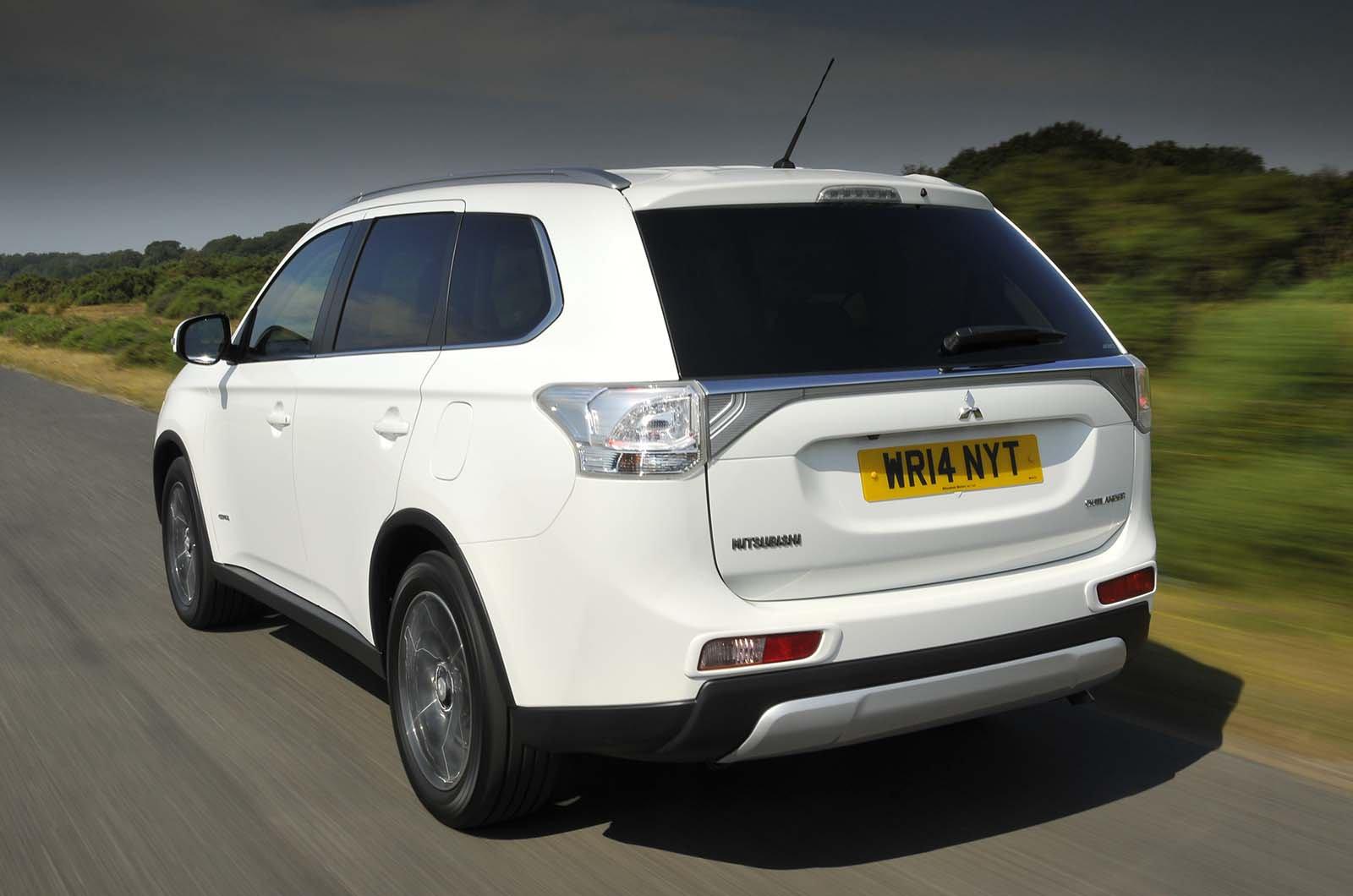 Used Mitsubishi Outlander 2013-present