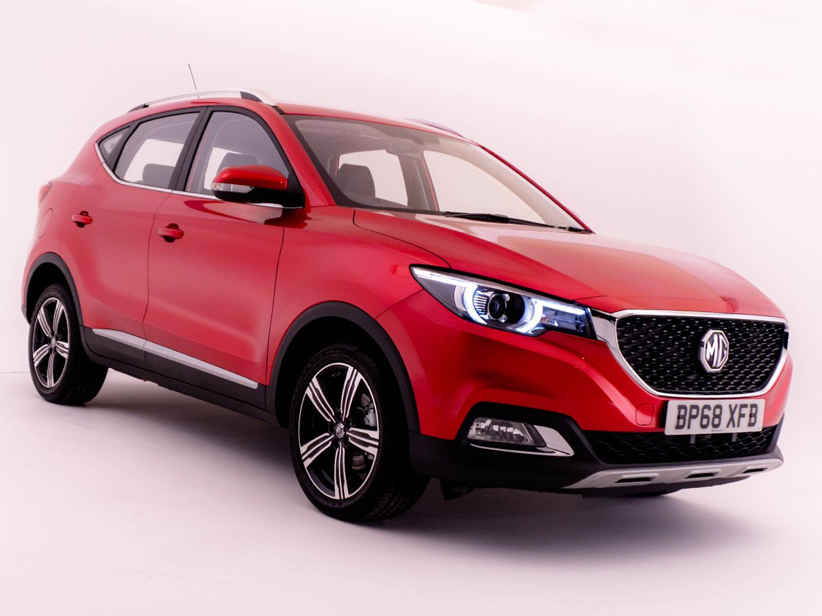 With a distinctive design and a spacious practical interior, the affordable compact MG ZS is turning heads