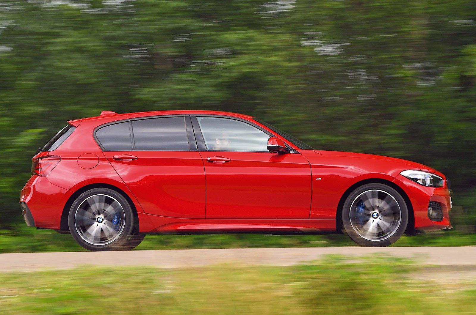 BMW 1 Series side