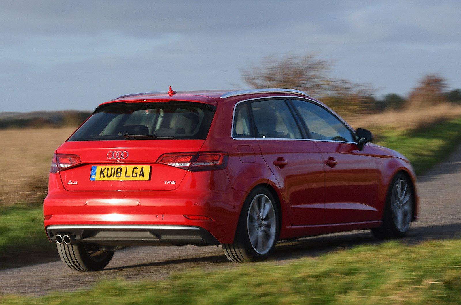Used Audi A3 2013-present