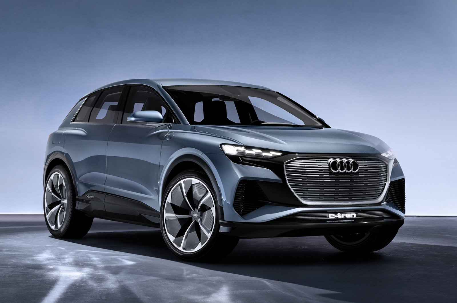 2020 Audi Q4 E Tron Electric Suv Revealed Price Specs And Release