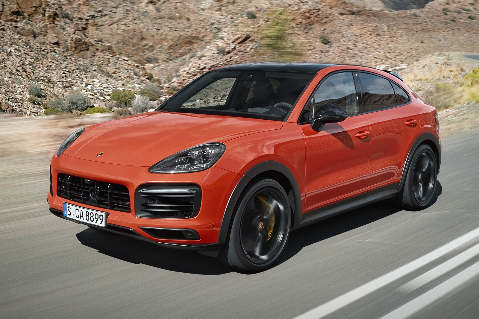 2019 Porsche Cayenne Coupe Suv Price Specs And Release Date What