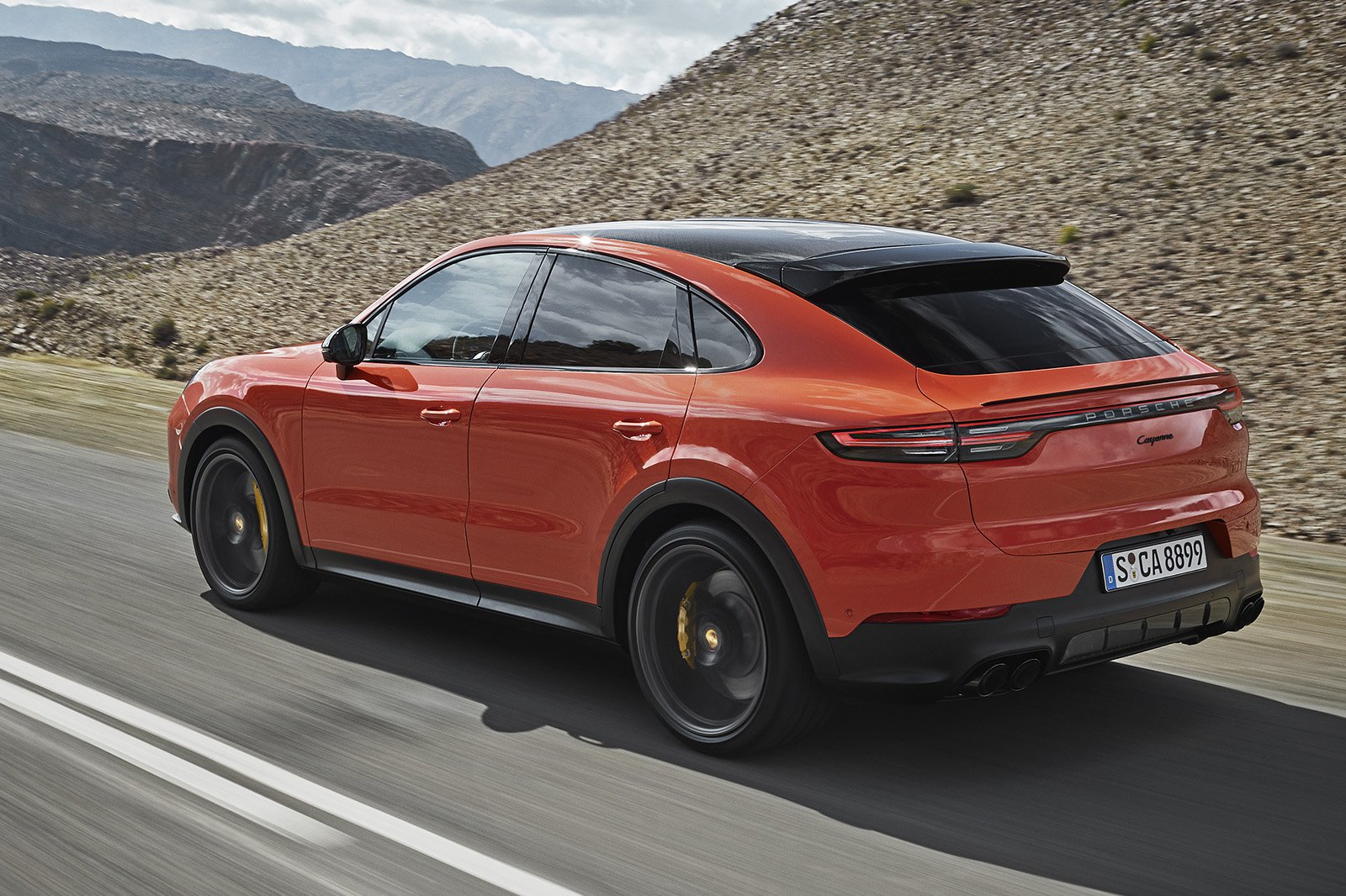2019 porsche cayenne coup suv price specs and release. Black Bedroom Furniture Sets. Home Design Ideas