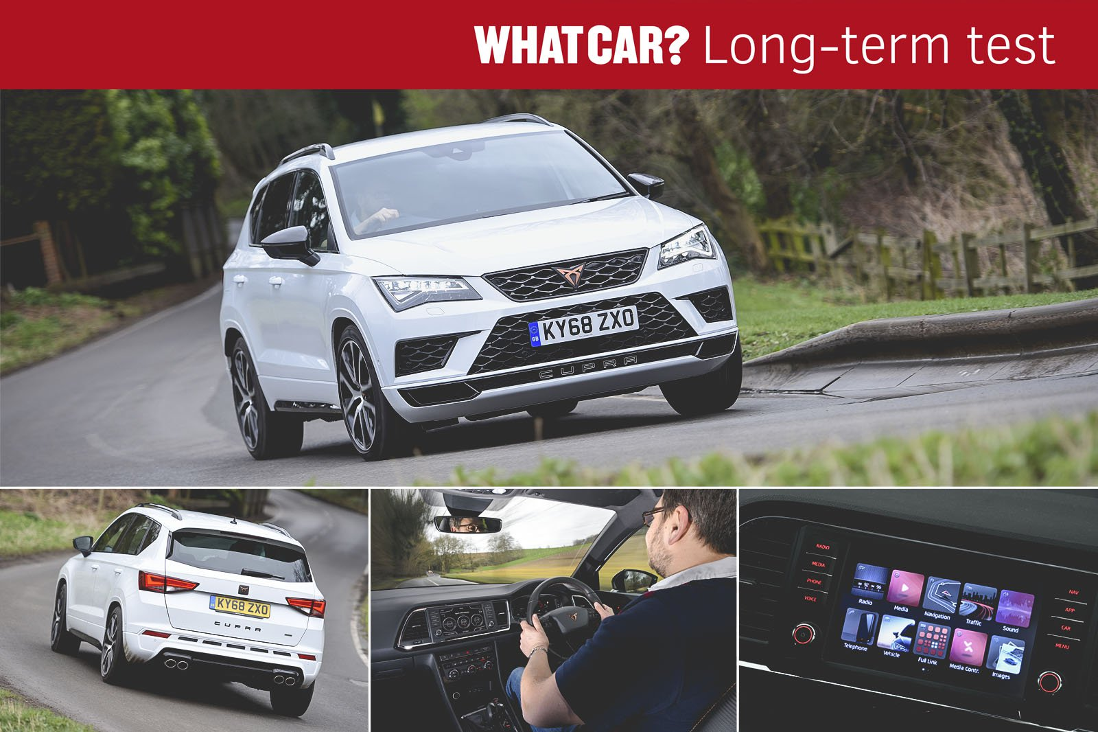 Cupra Ateca long-term test review