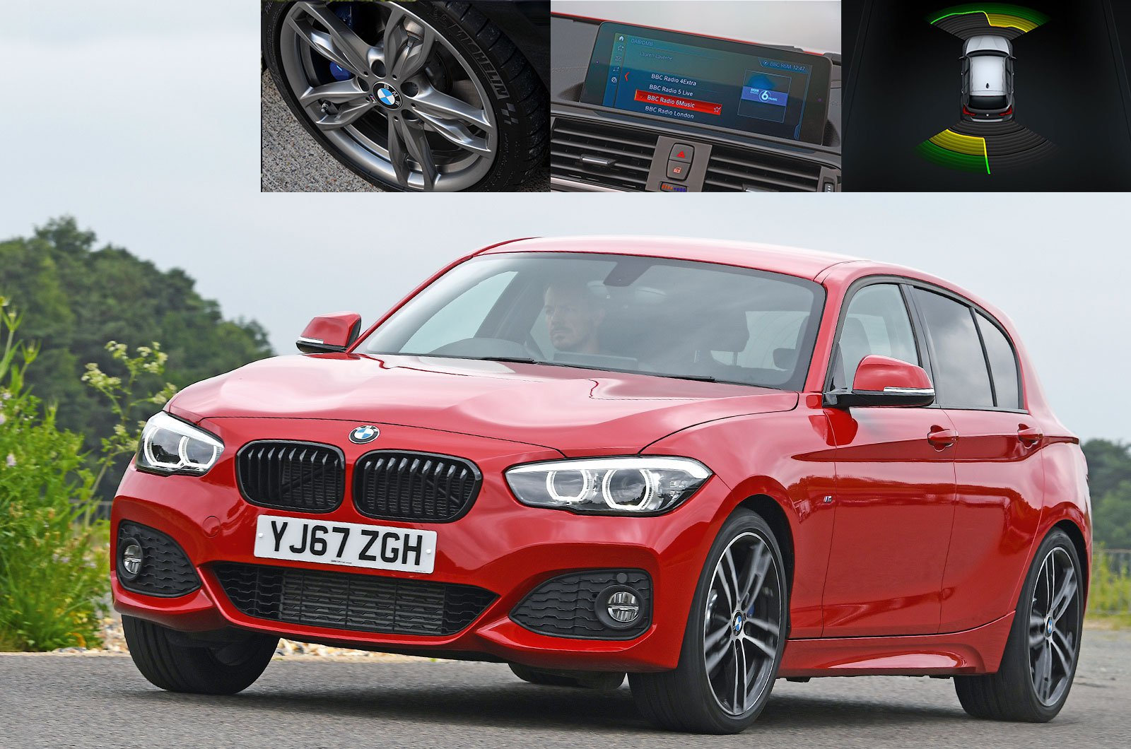 How to spec a BMW 1 Series