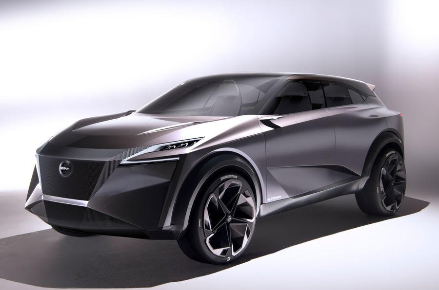 Nissan IMq concept front