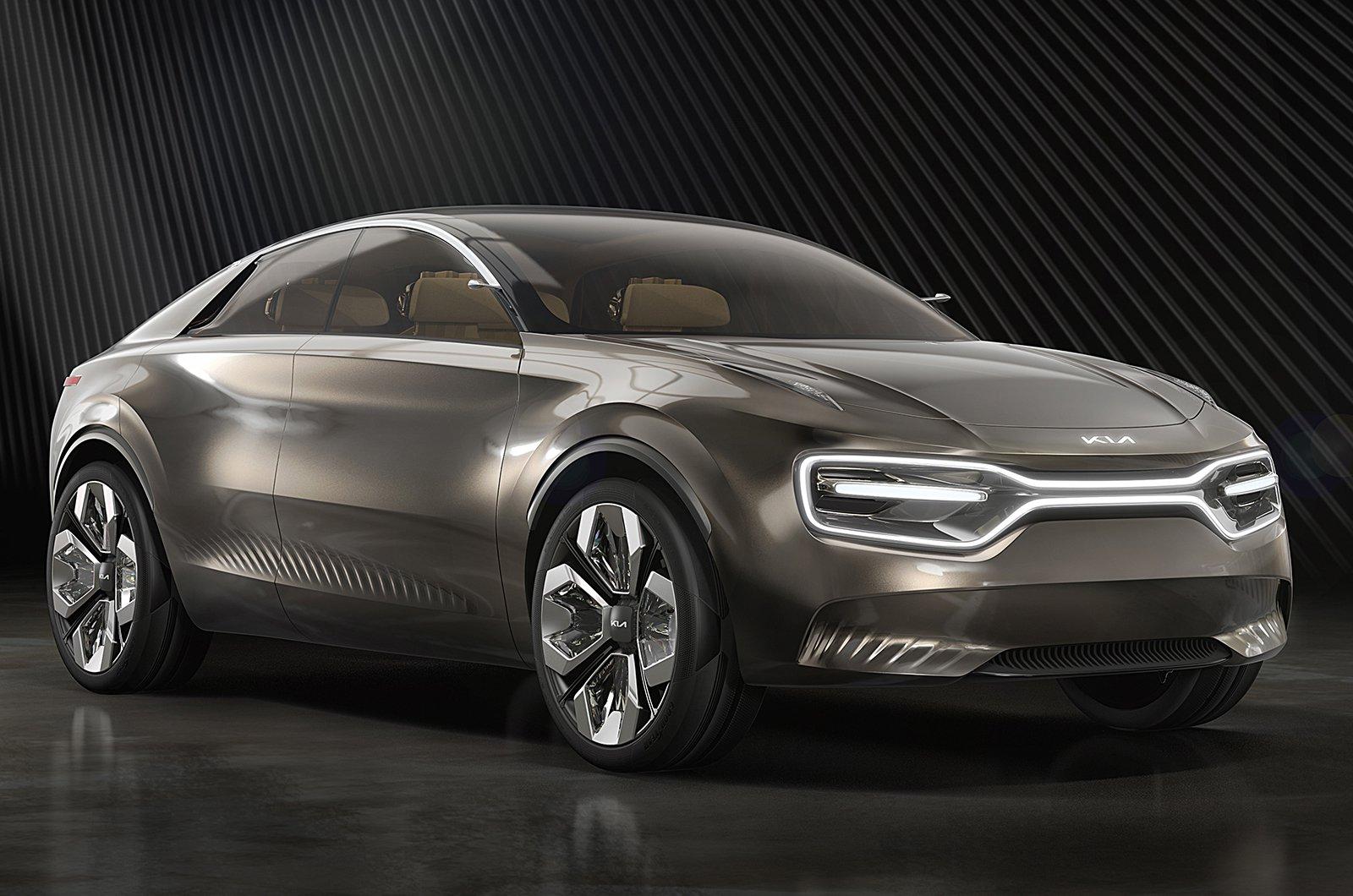 Kia Imagine concept front