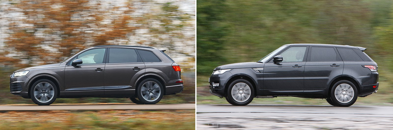 New Audi Q7 vs used Range Rover Sport – which is best?