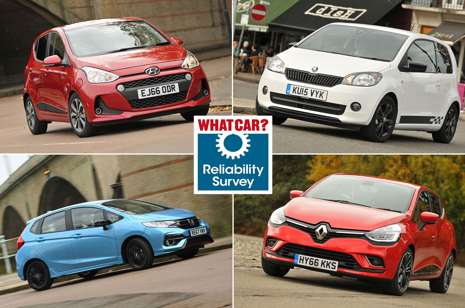 Best City Cars: Best And Worst Small And City Cars For Reliability