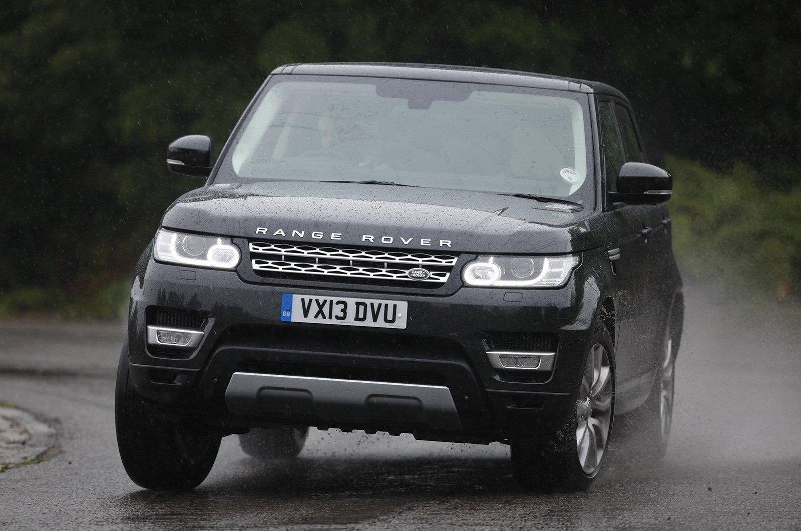 Used Range Rover Sport