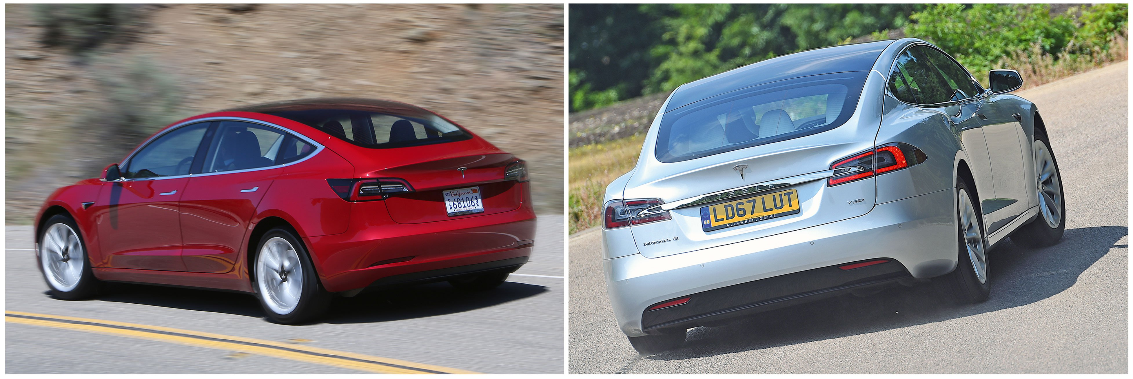 New Tesla Model 3 Vs Model S Which Electric Car Is Best
