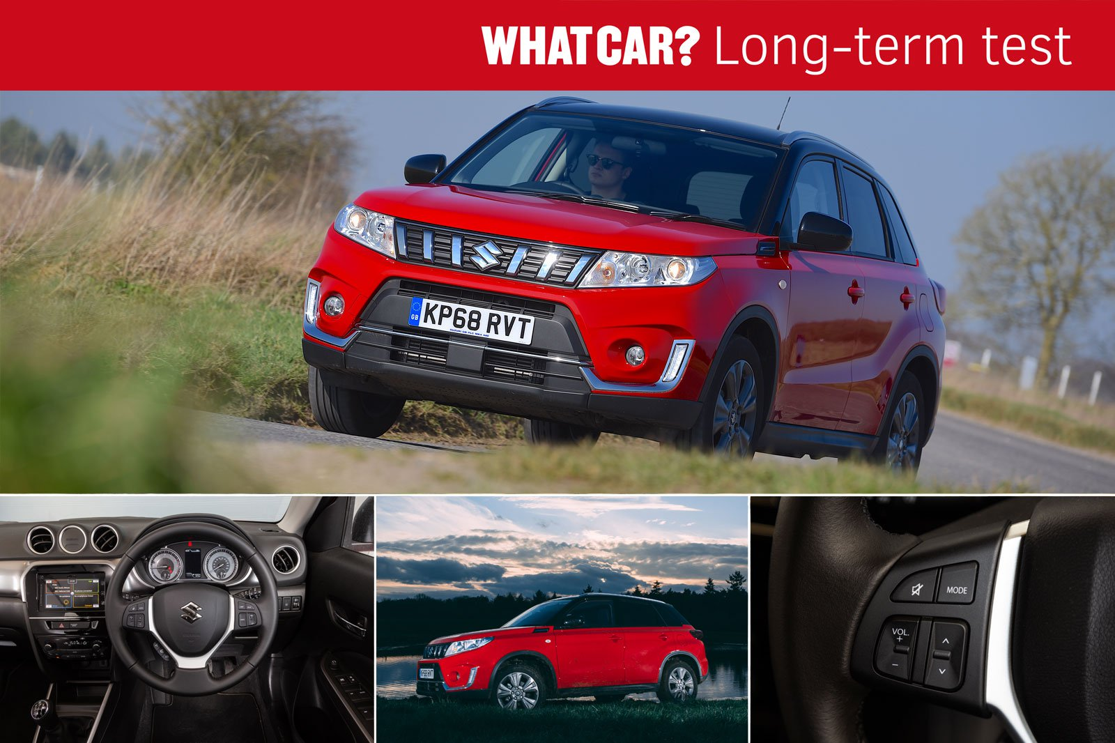 Suzuki Vitara long-term test