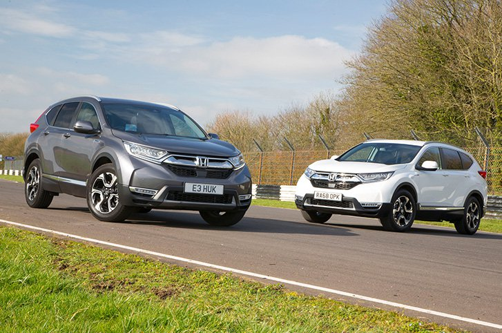 The Honda CR-V Hybrid is more efficient and even more refined, thanks to its innovative hybrid drive system