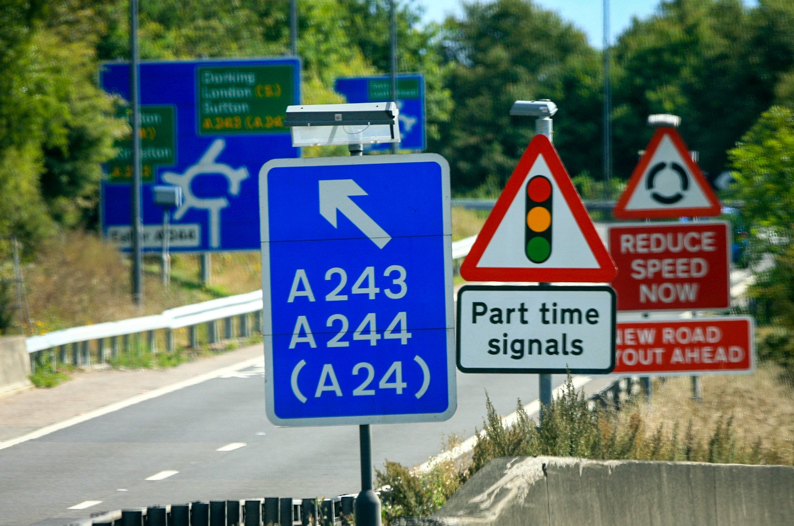So you think you know what the UK's road signs mean, but do you really?