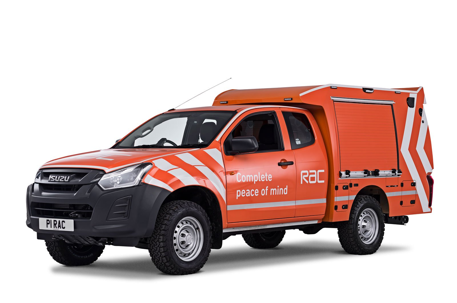 RAC heavy duty 4x4 patrol
