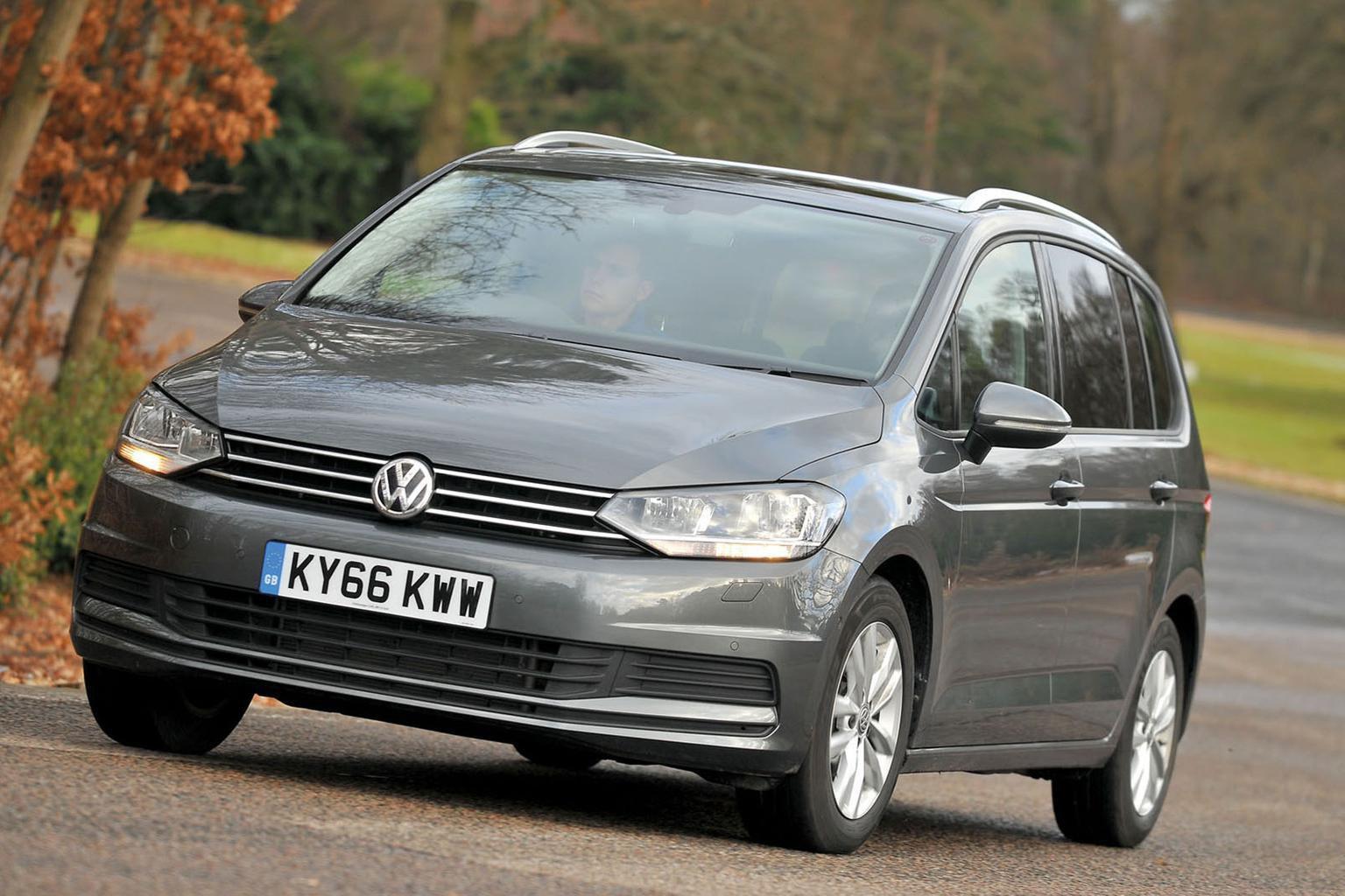9: Volkswagen Touran 1.6 TDI 115