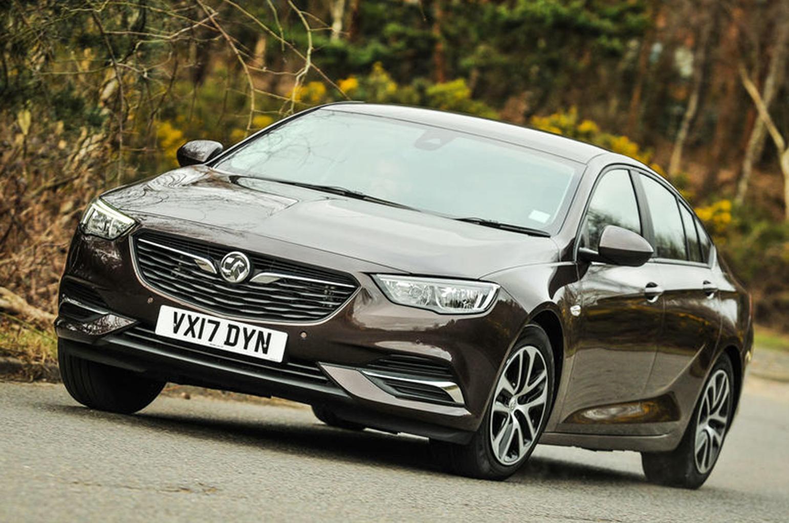 7: Vauxhall Insignia Grand Sport 1.6