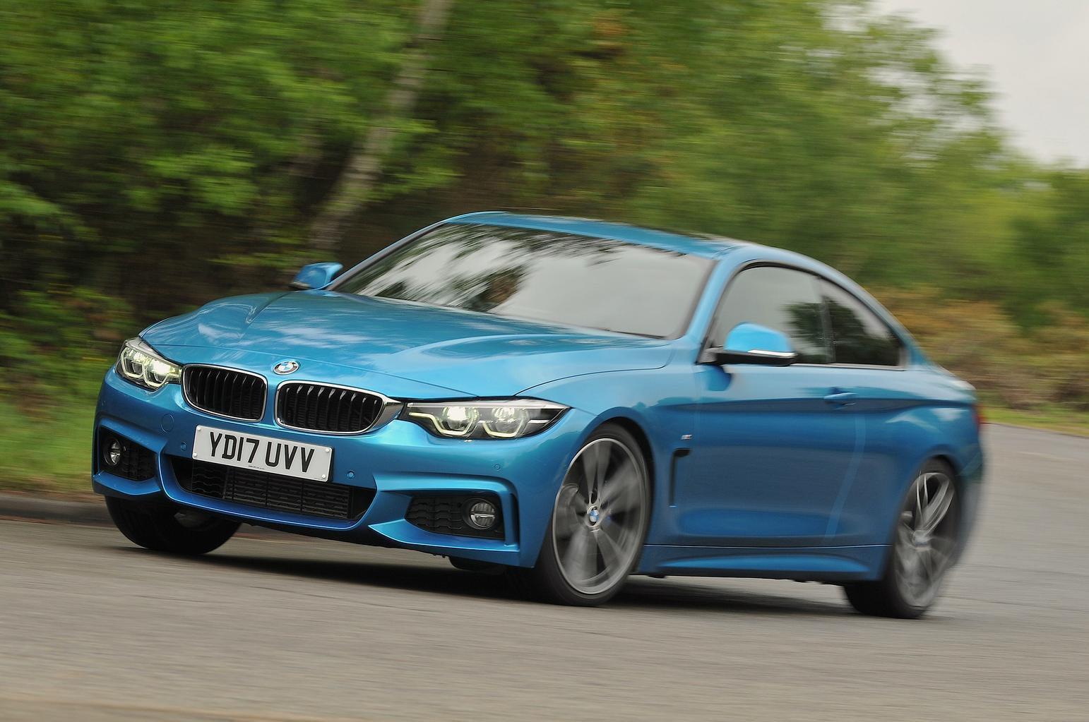 5: BMW 4 Series 420d