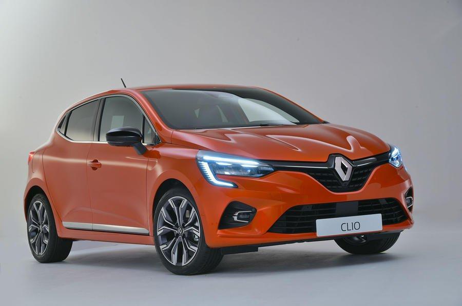 2019 Renault Clio studio