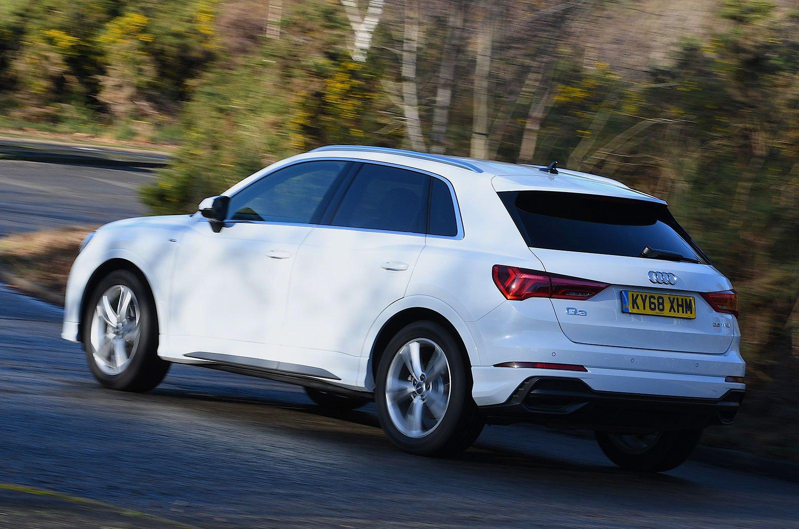 Audi Q3 rear