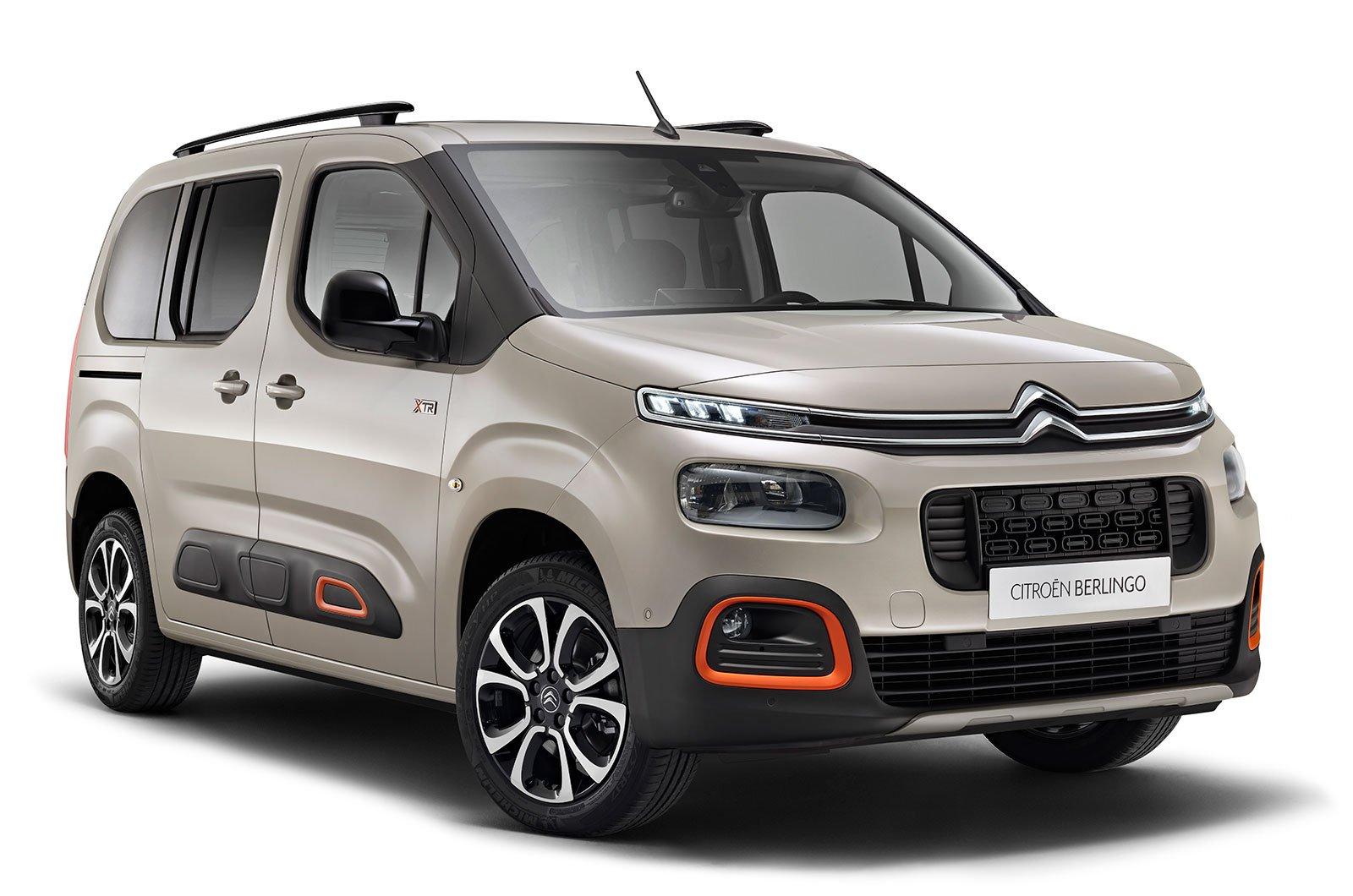 Citroën Berlingo front