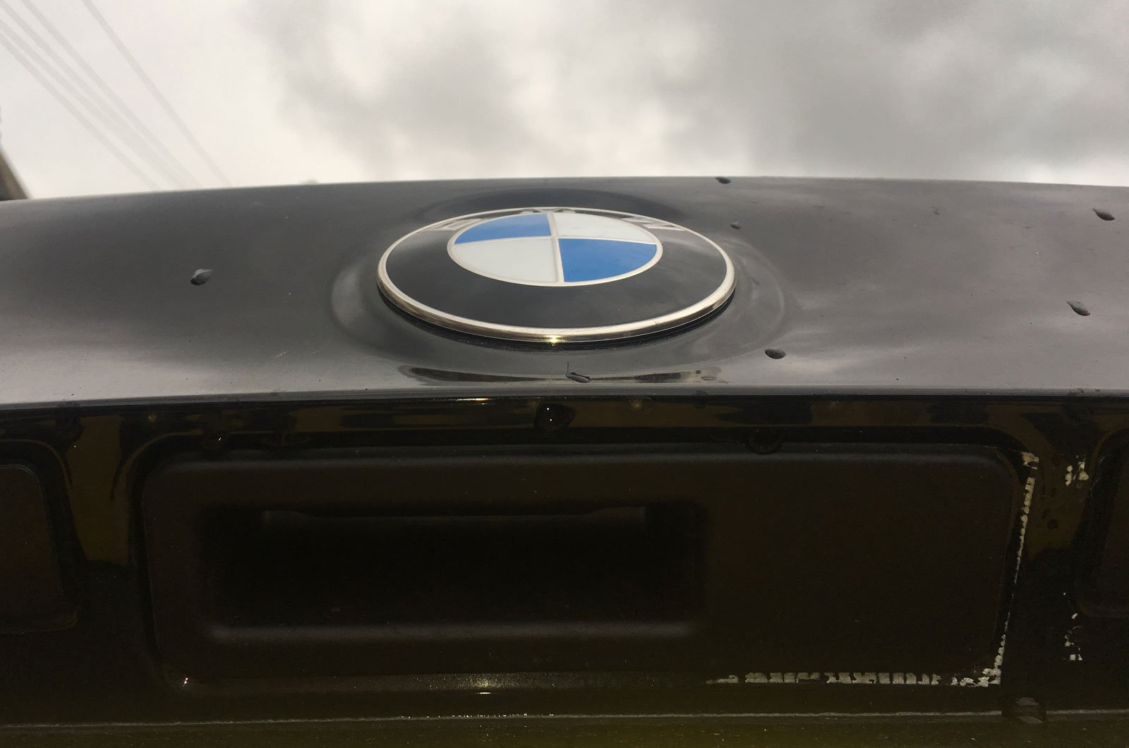 Is there a BMW X3 rear-view camera theft epidemic? | What Car?