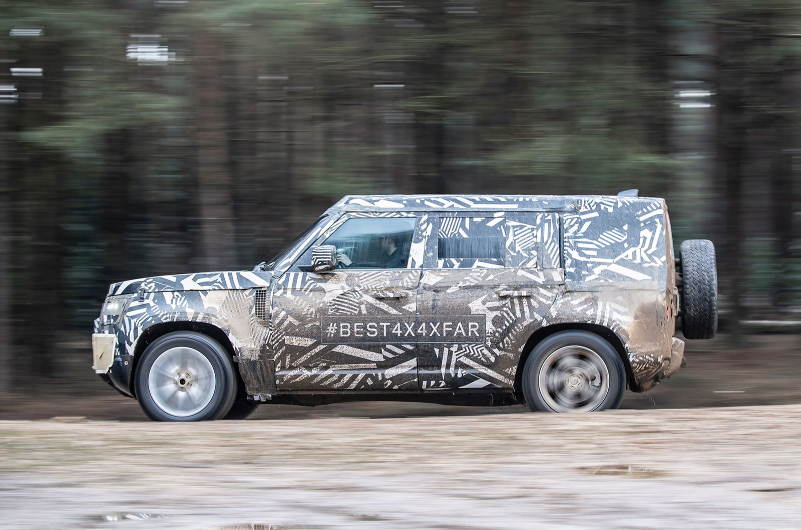 2020 Land Rover Defender Suv What We Know So Far What Car