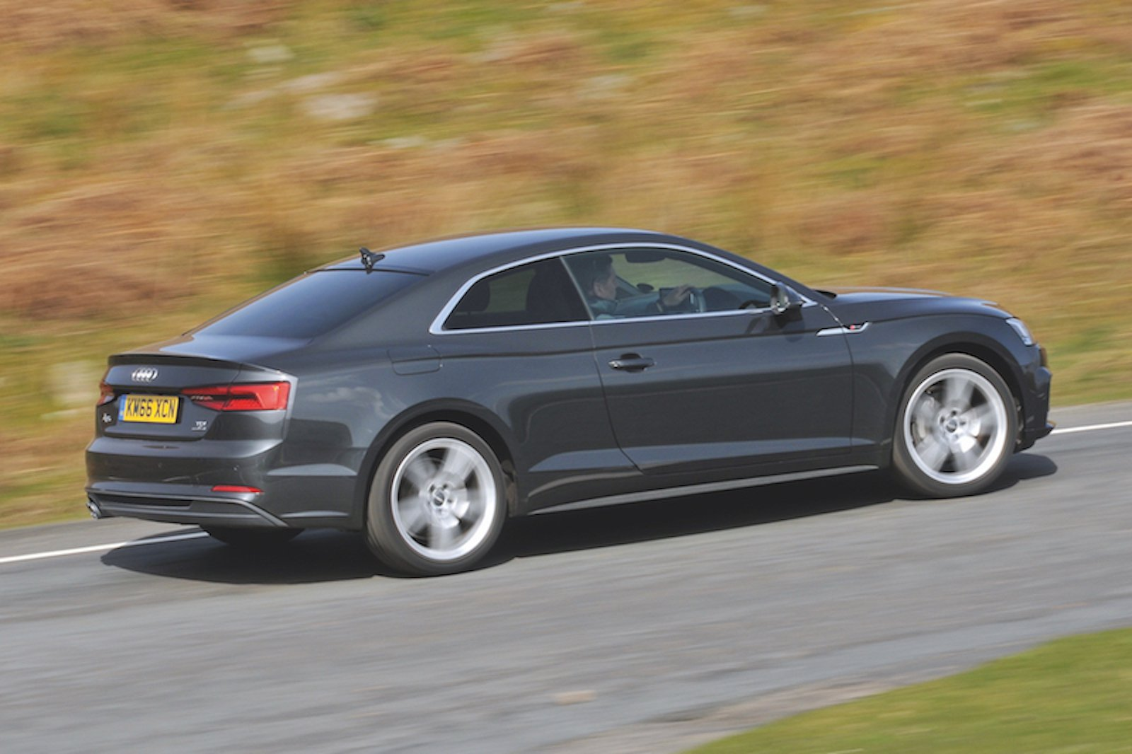Used test: Audi A5 Coupe vs Mercedes-Benz E-Class Coupe