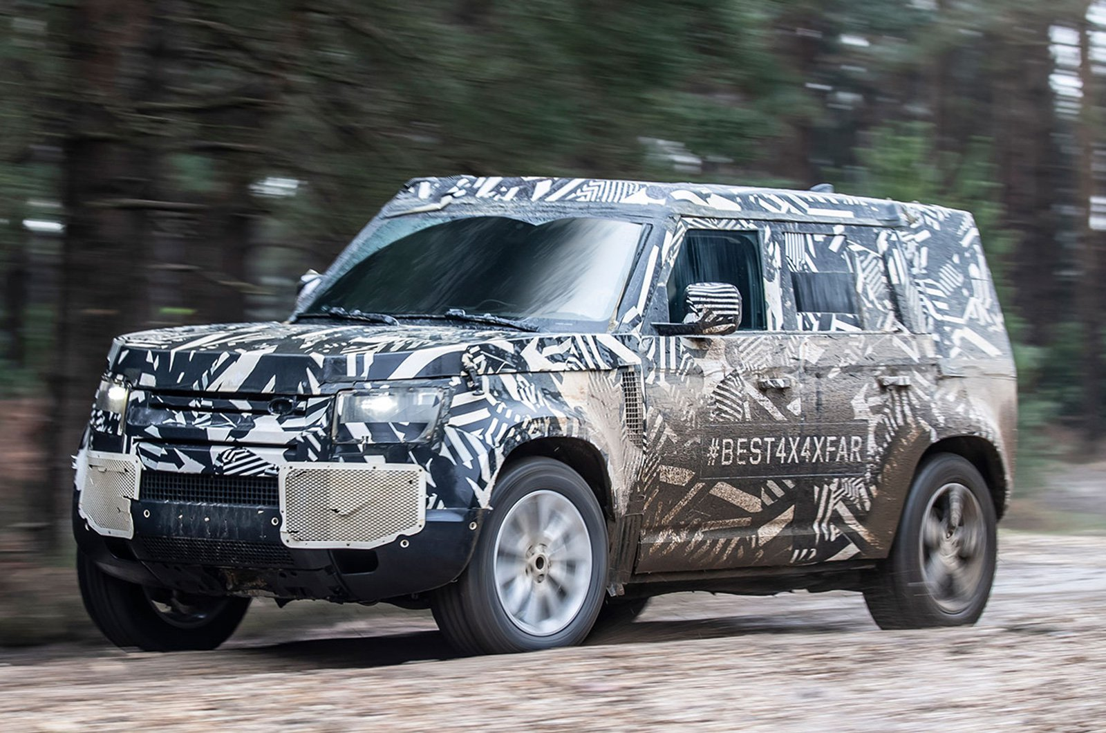 2020 Land Rover Range Rover Sport: Changes, Equipment, Price >> 2020 Land Rover Defender Suv What We Know So Far What Car