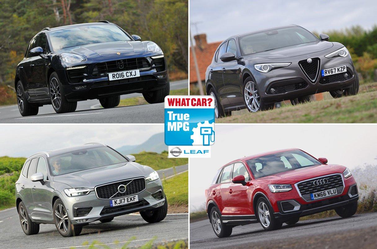 True MPG: most efficient prestige SUVs