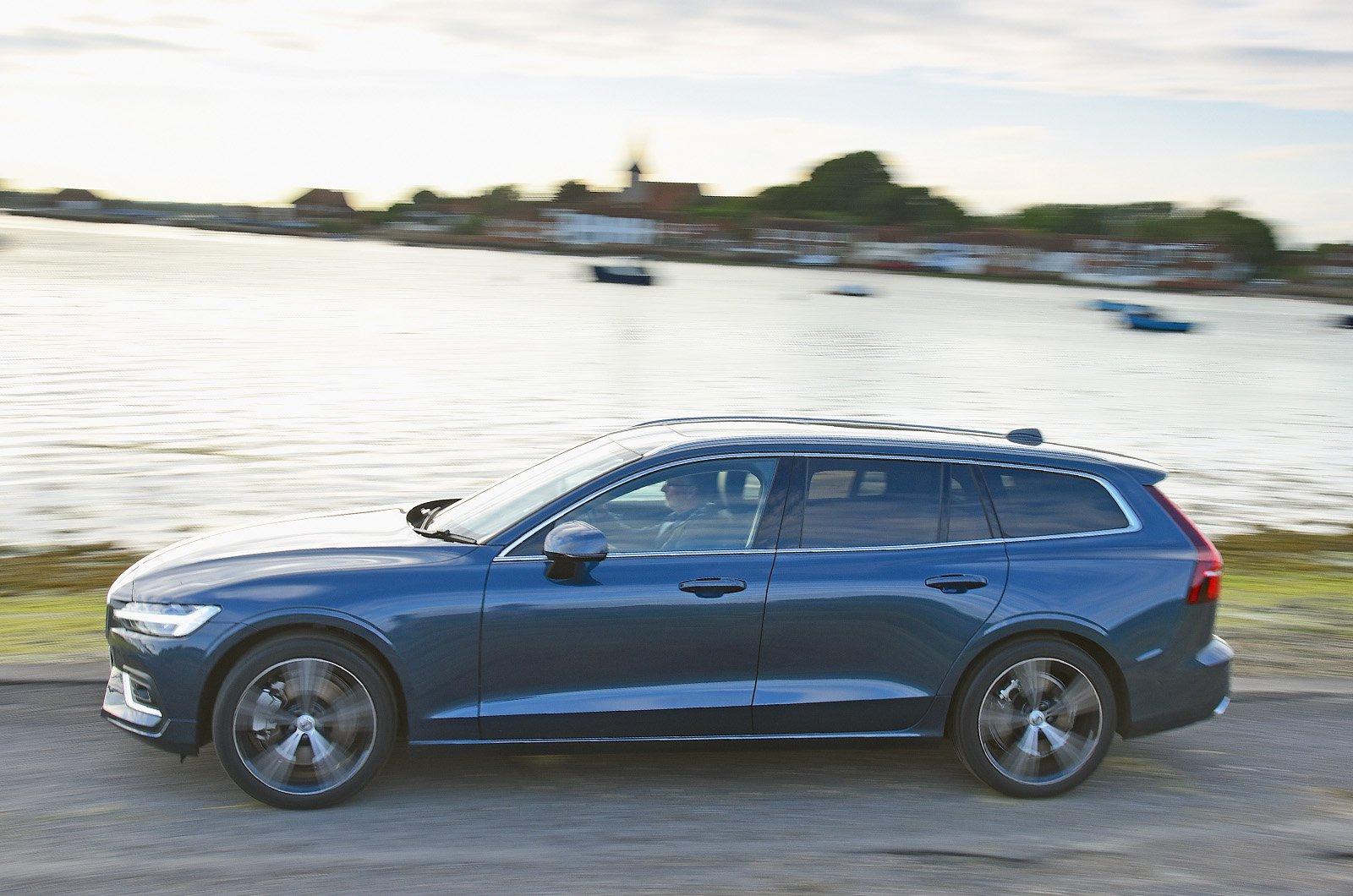Used Volvo V60 2018 - present
