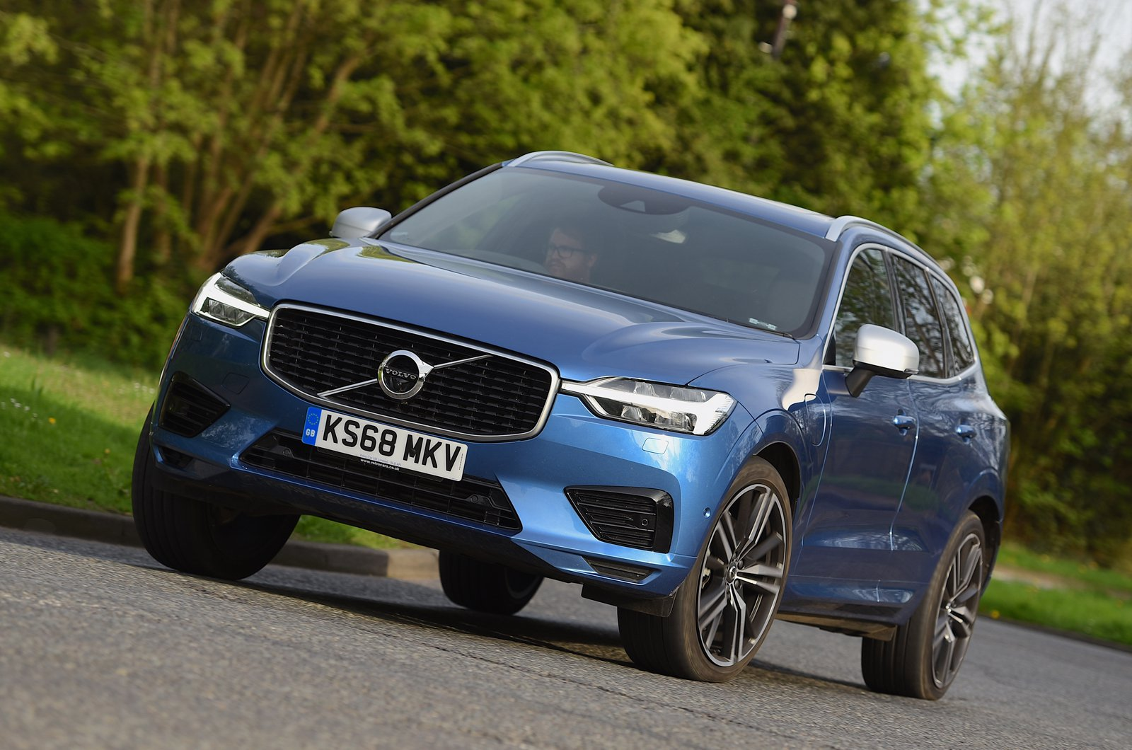Volvo XC60 T8 - 68 plate