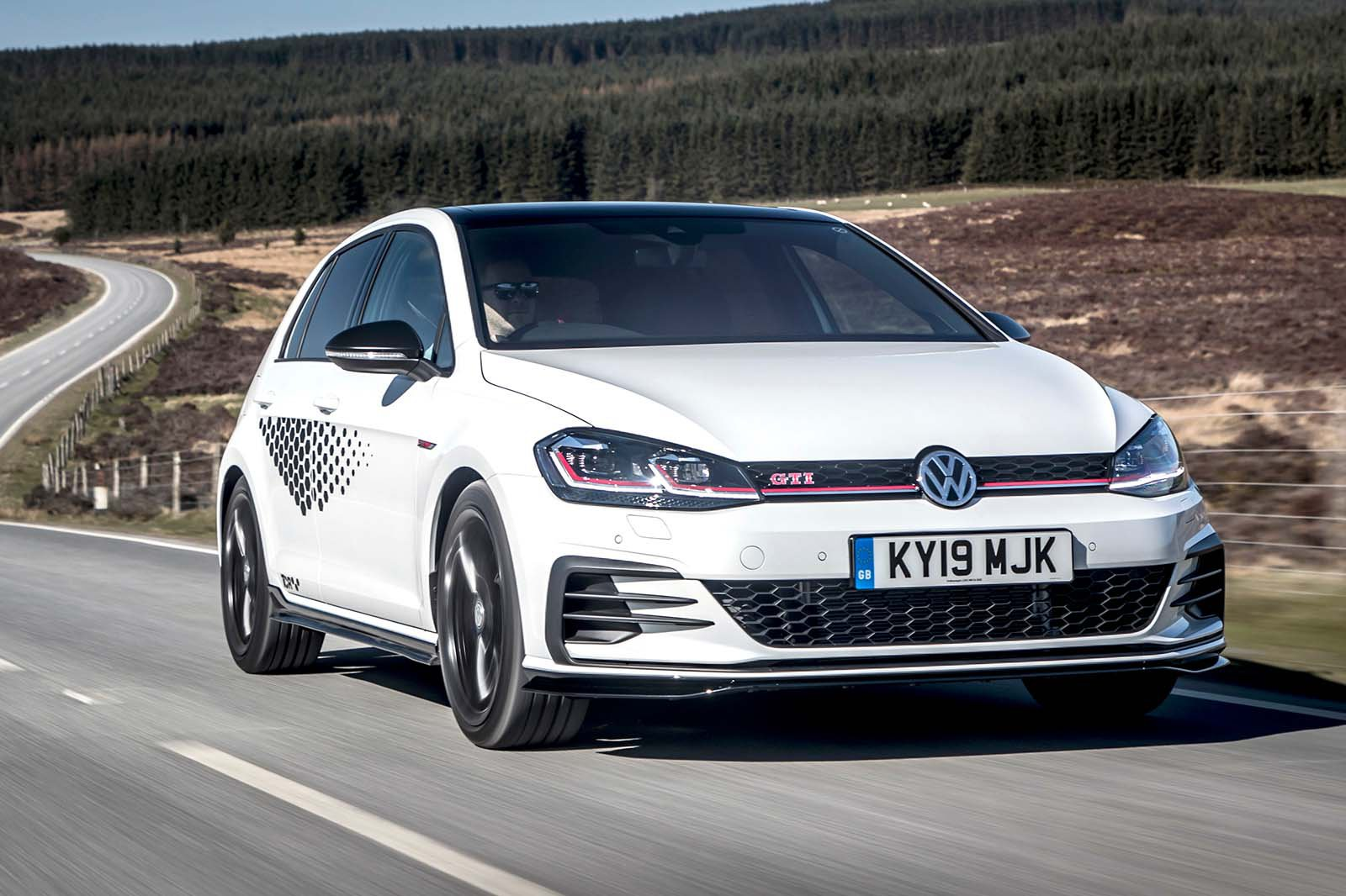 What Does Gti Stand For >> Volkswagen Golf Gti Tcr Review Prices Specs And Release Date