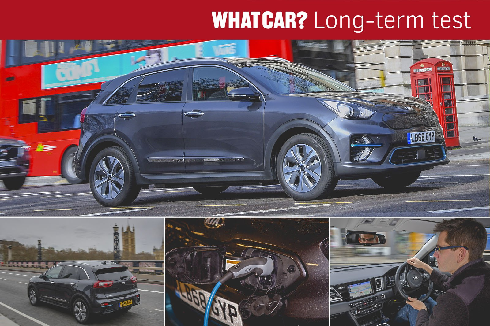 Kia e-Niro long-term test