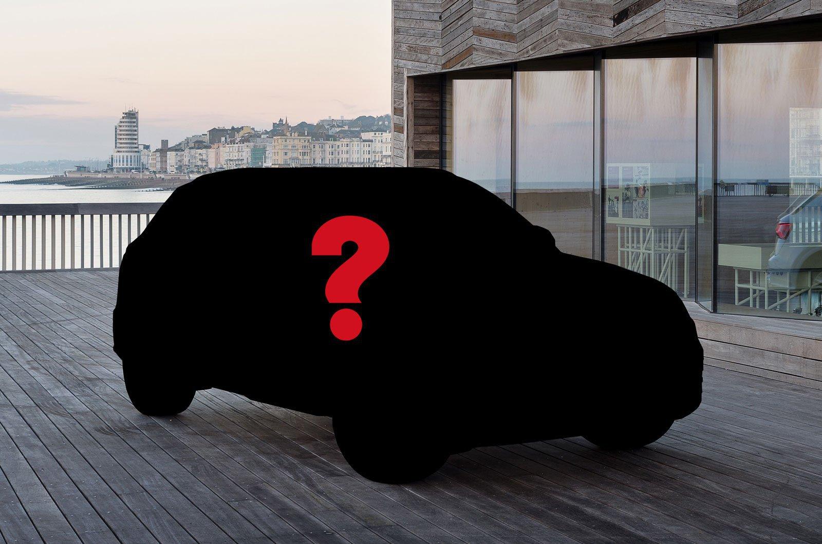 Audi Q5 silhouette