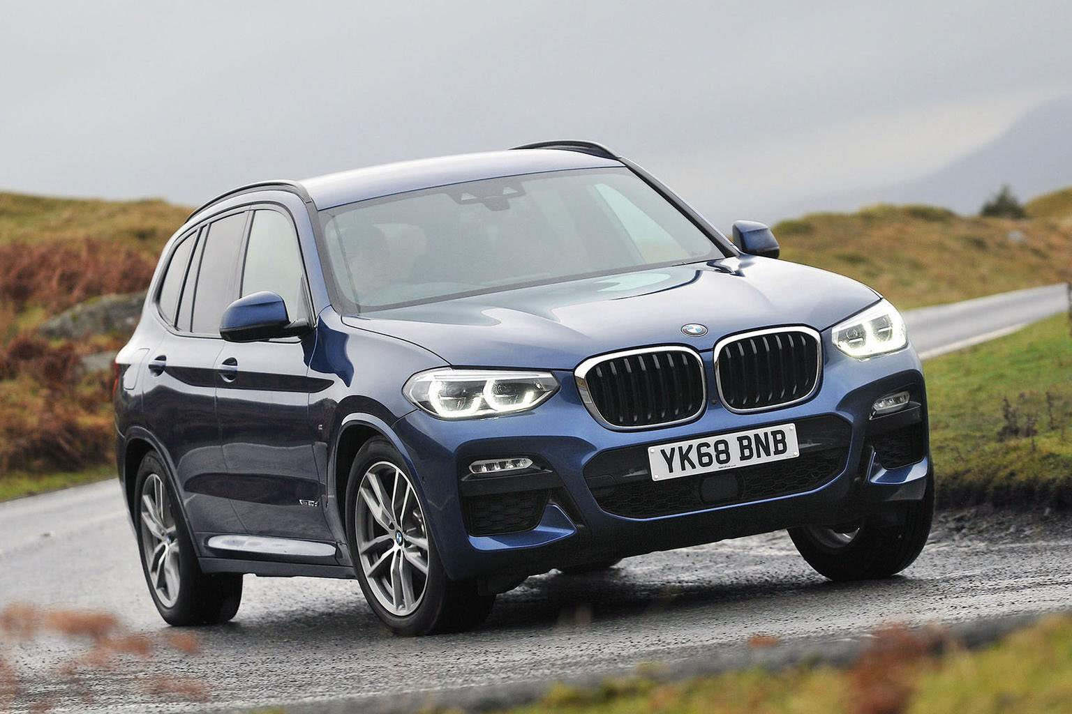 2018 BMW X3 xDrive20d xLine