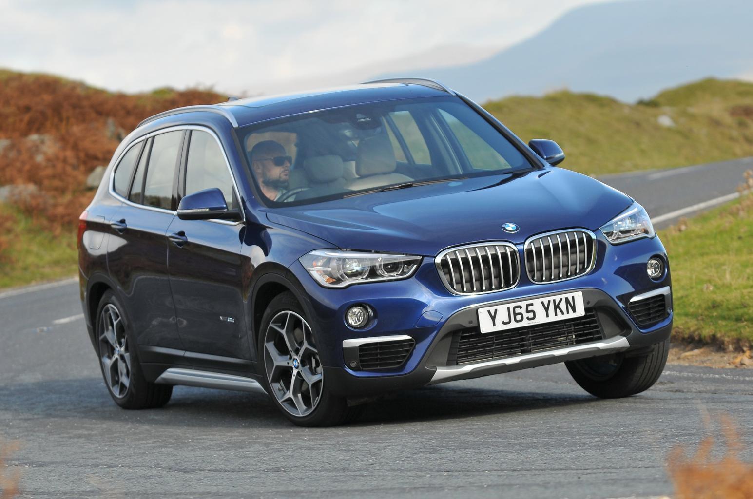 6: BMW X1