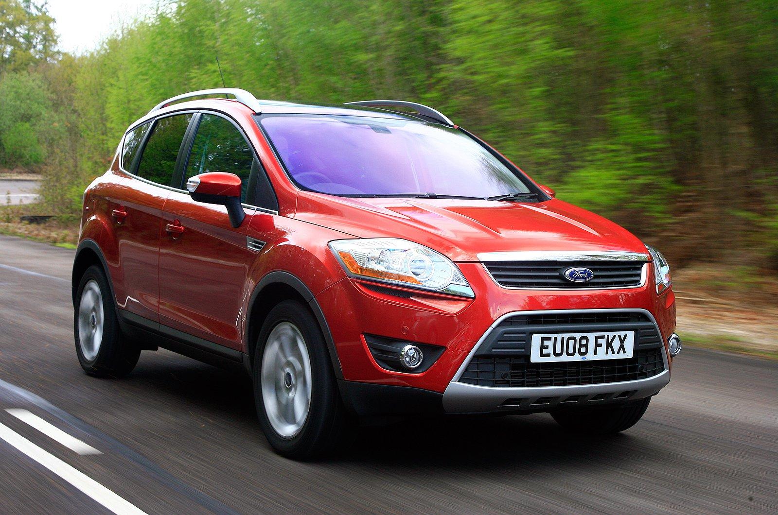 2: Ford Kuga (2008 – 2012)
