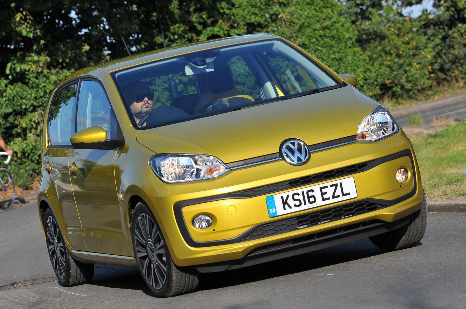 1: Volkswagen Up 1.0 75