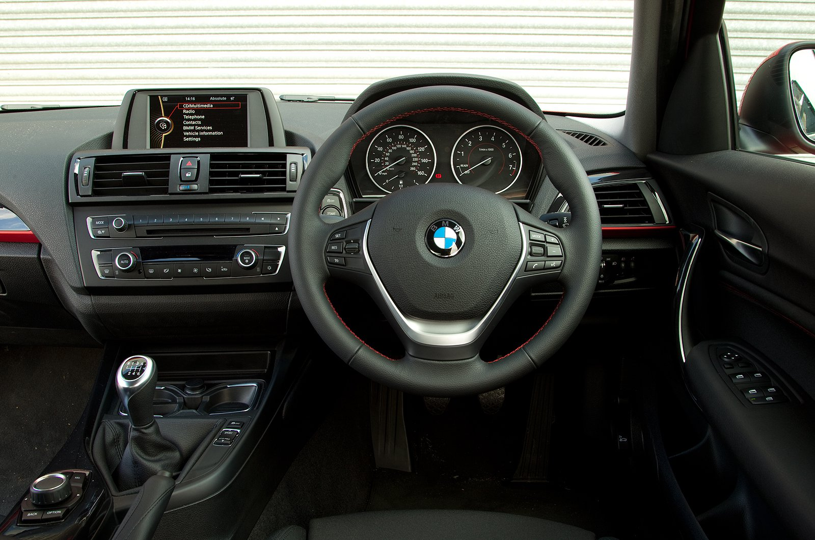 BMW 1 Series - interior