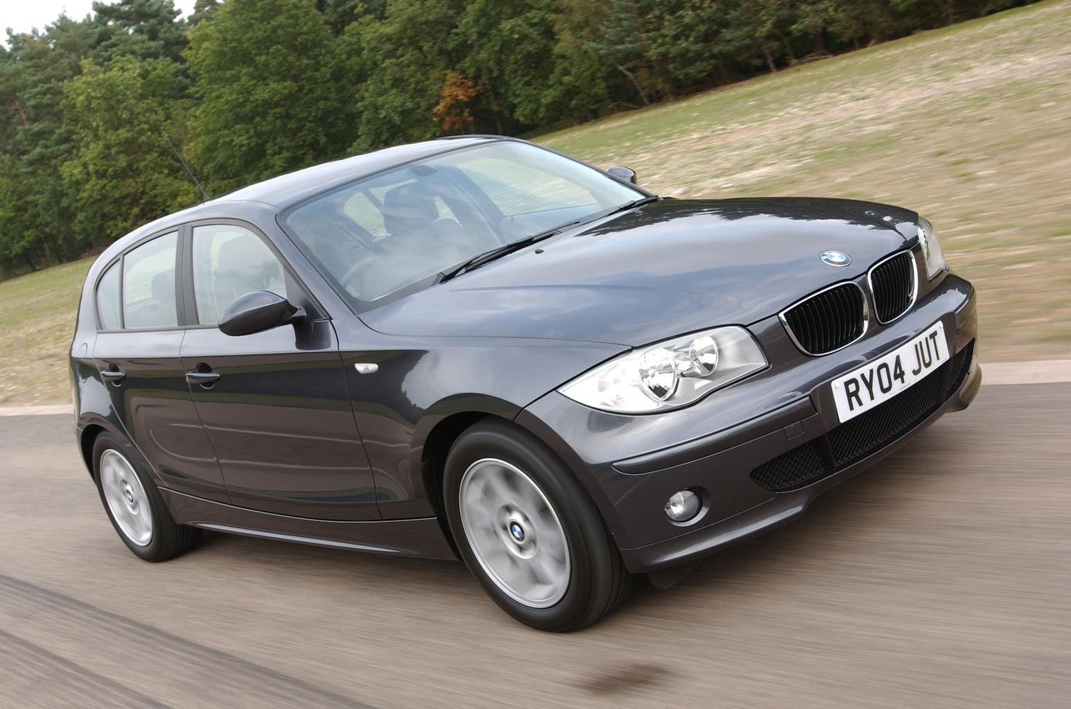 1: BMW 1 Series (2004 – 2011)