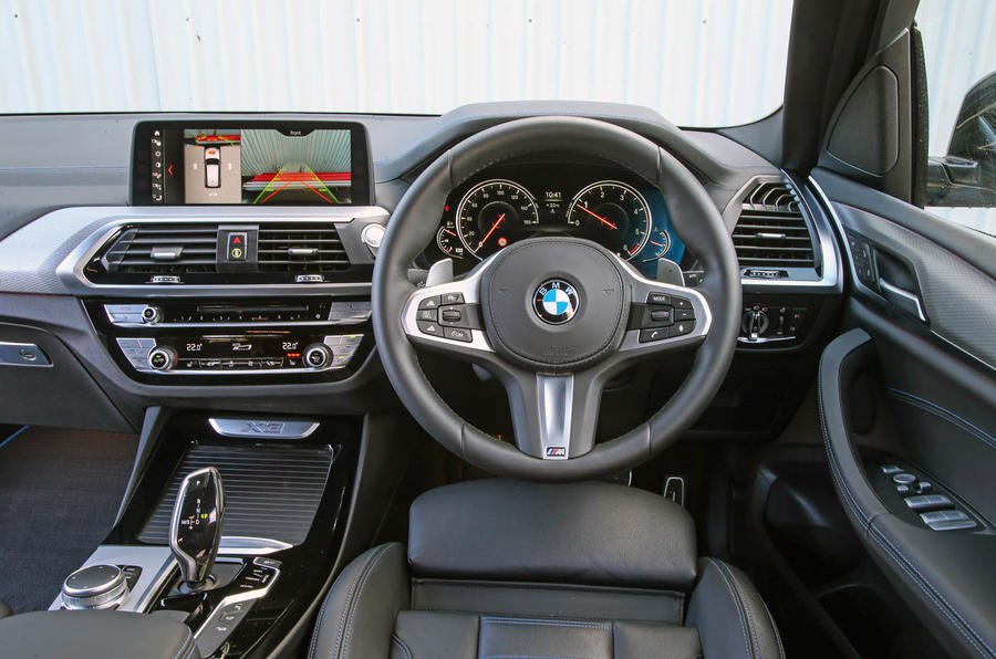 2018 BMW X3 xDrive20d xLine - interior