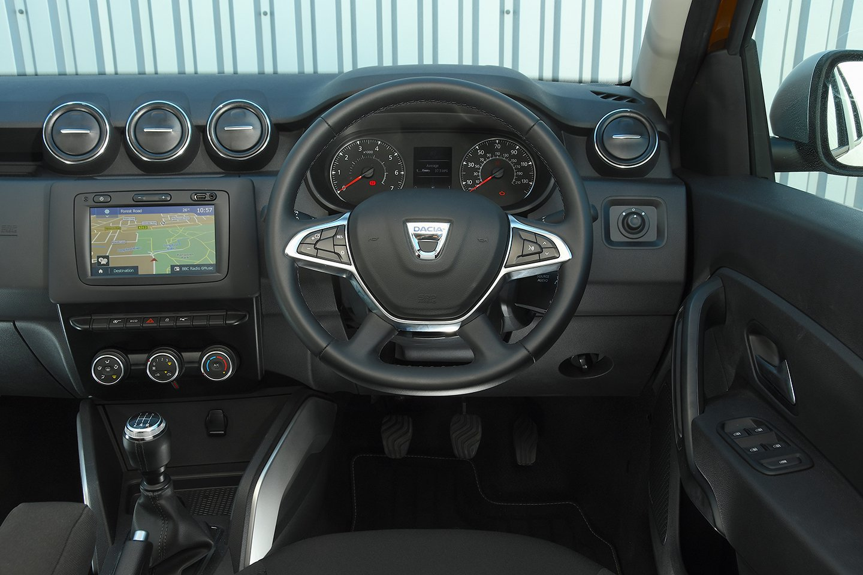 Dacia Duster 1.6 SCe Access - interior