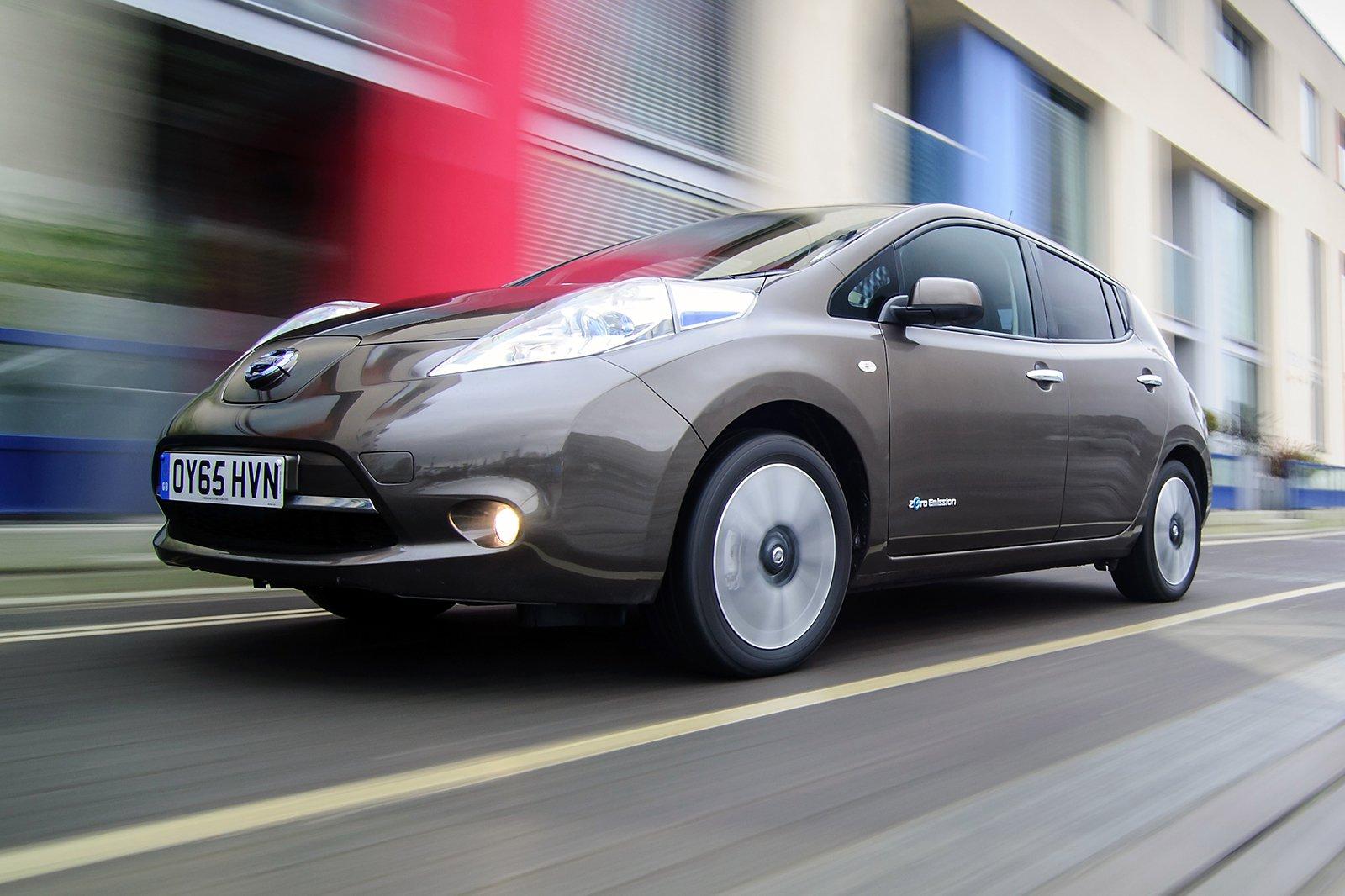 5: Nissan Leaf