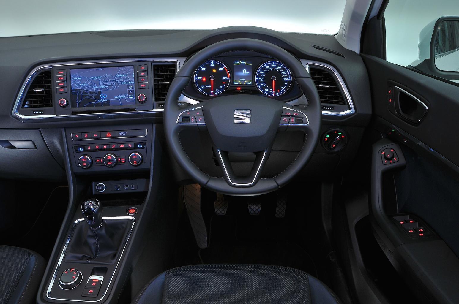 2: Seat Ateca - interior